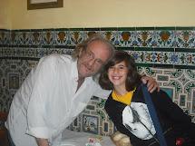 Luis Eduardo Aute y yo