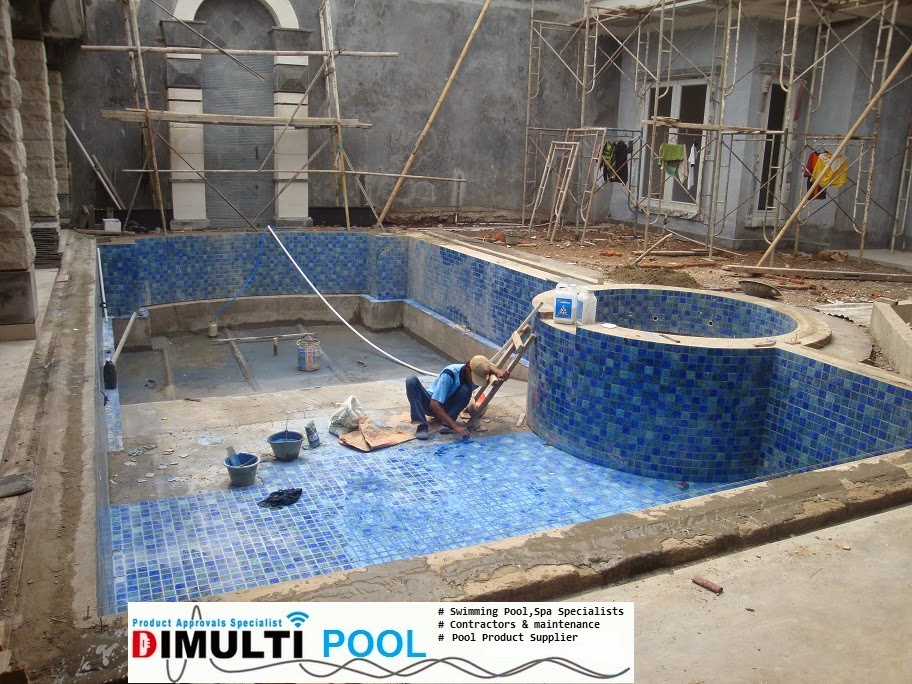 Jasa Perbaikan dan Instalasi Kolam Renang di Jakarta