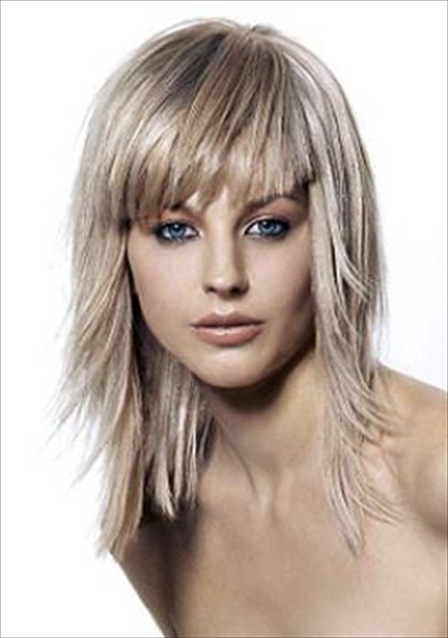 sassy hairstyles for medium length hair : 15 From Long to Medium Haircuts with Sassy Buns Cute Haircuts 2013