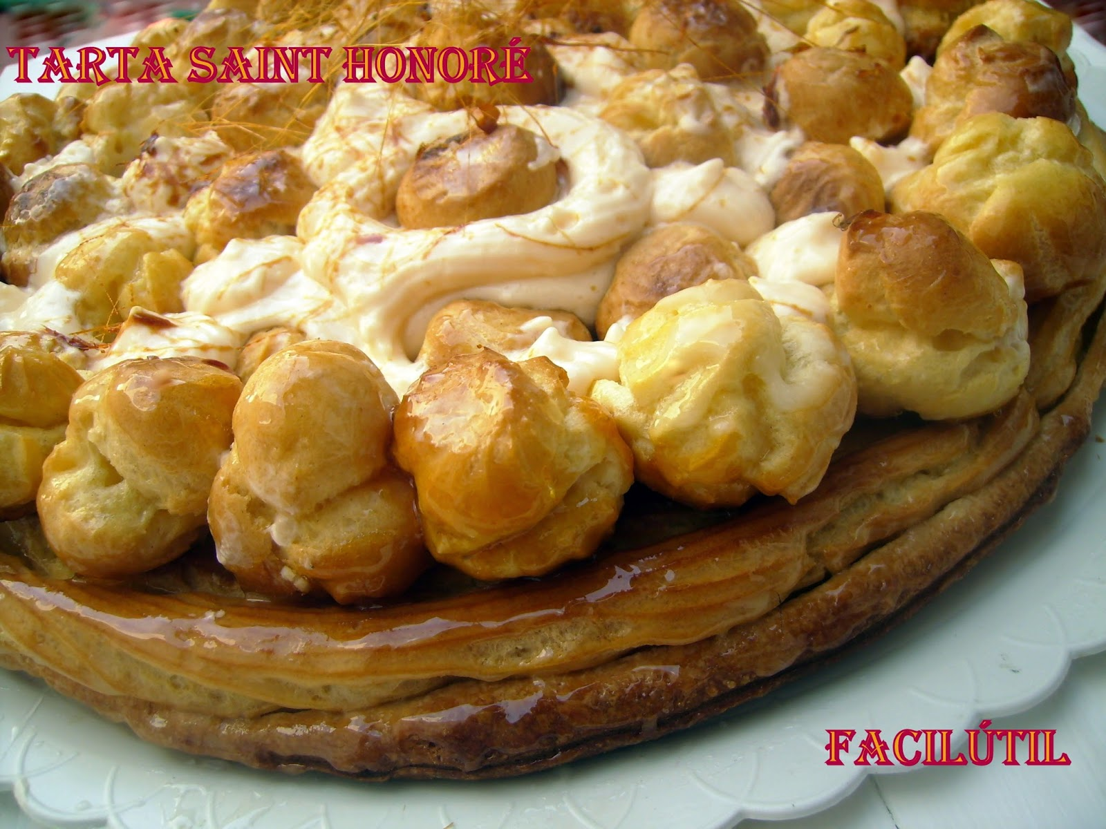 tarta-saint-honoré