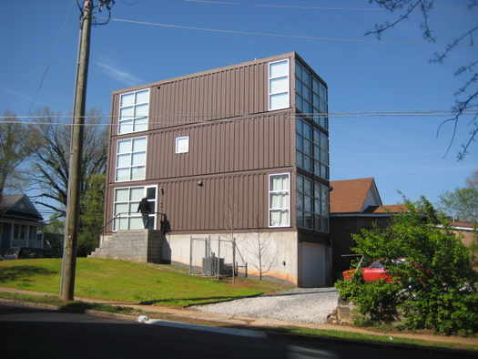 Shipping Container Homes Runkle Consulting Old Fourth