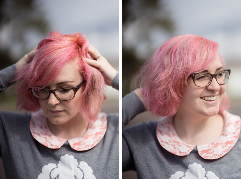 Pink Mermaid Hair - littleladylittlecity.com