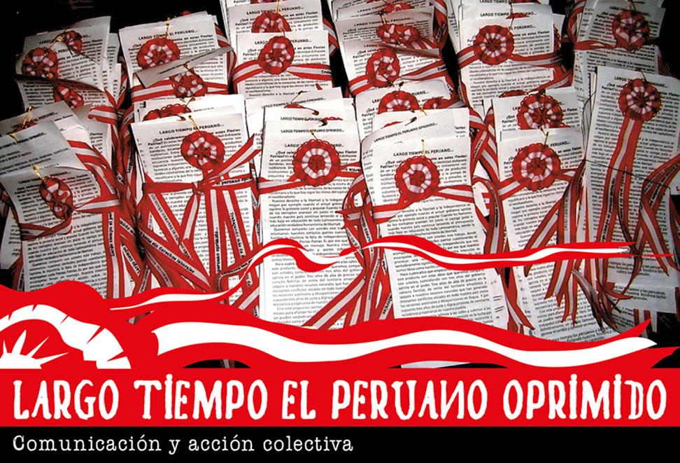 Largo tiempo el Peruano...