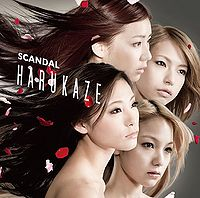 scandal single harukaze - review full album downlad mp3