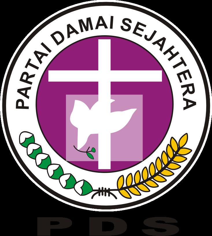 Logo Partai Damai Sejahtera PDS