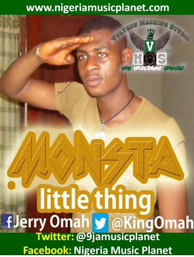 Monsta 'Little Thing'