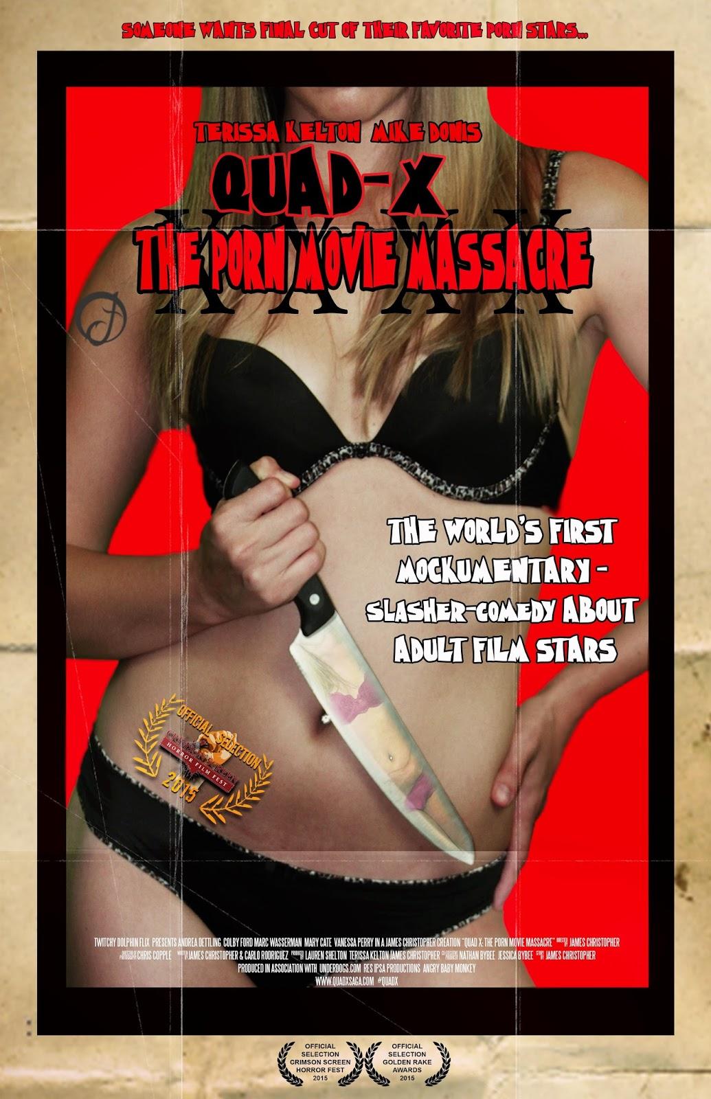 Raw Review Quad X The Porn Movie Massacre Movie Film Cinema Drama Serial Tv Book Synopsis