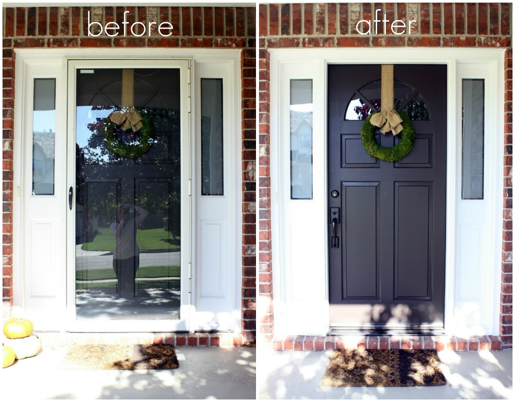 just say no to storm doors tutorial Crazy Wonderful