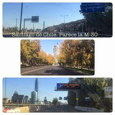 Viajar a Santiago de Chile