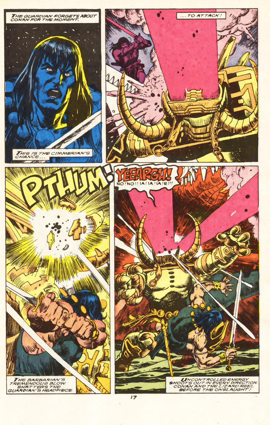 Conan the Barbarian (1970) Issue #217 #229 - English 14