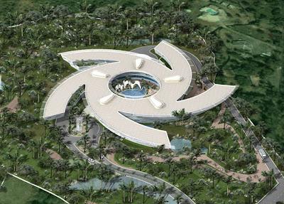Luxury Modern Panoramic Hotel