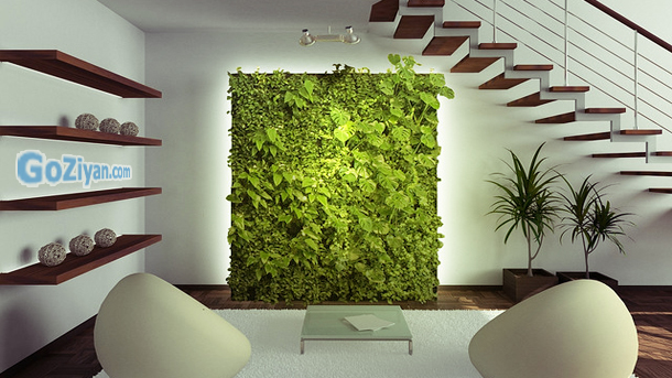 20 indoor garden wall design