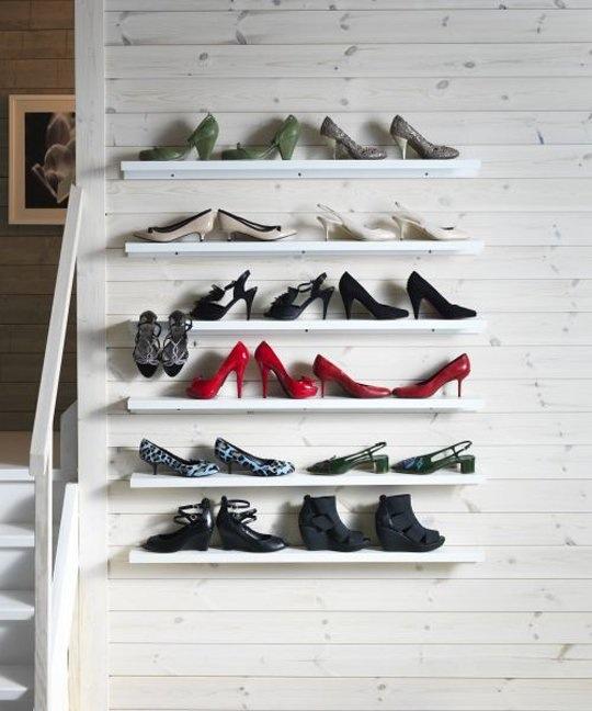 La Fabrique D Co Organisation Et D Co Ranger Ses Chaussures