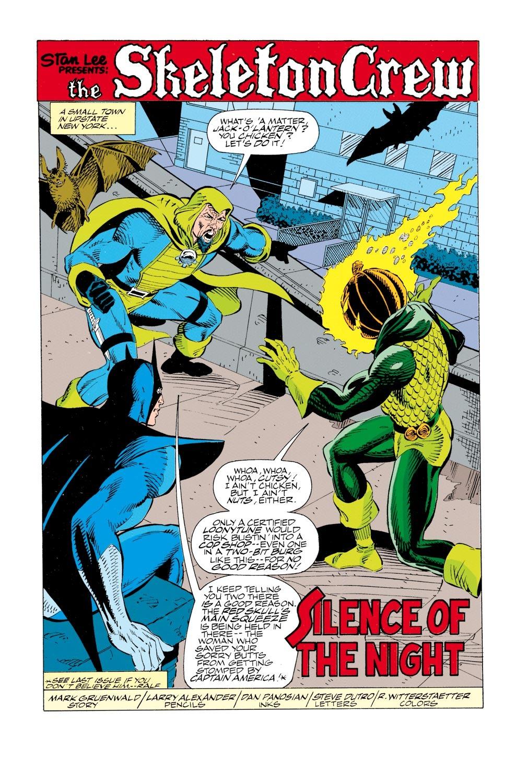Captain America (1968) Issue #398 #331 - English 20