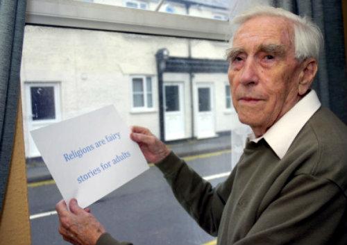 John Richards, aposentado britânico