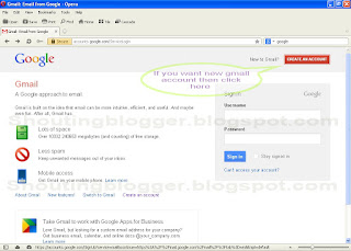 Create new Google email id