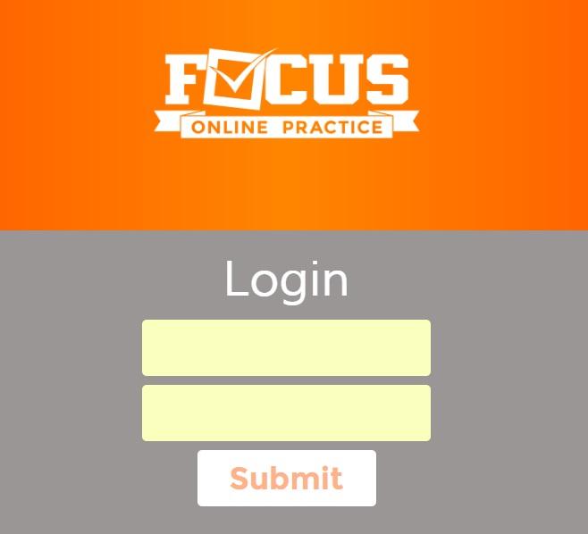 FOCUS ONLINE PRACTICE