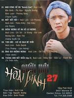 Bộ DVD Cười với Hoài Linh