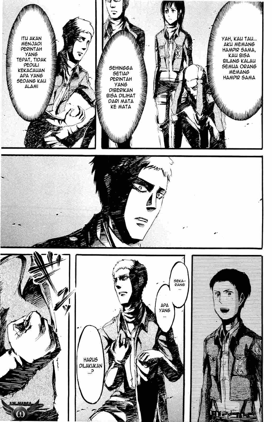 Komik shingeki no kyojin 018 - sekarang apa yang harus dilakukan 19 Indonesia shingeki no kyojin 018 - sekarang apa yang harus dilakukan Terbaru 30|Baca Manga Komik Indonesia|