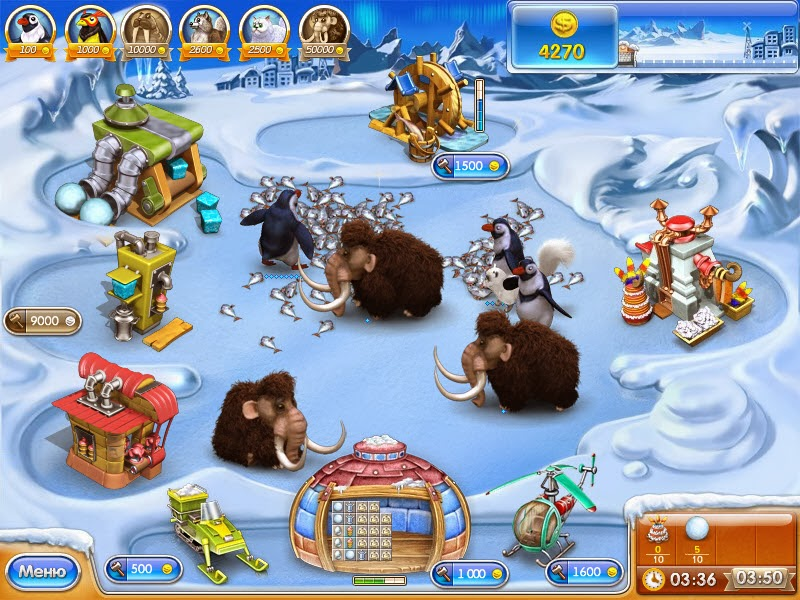 Farm Frenzy 3 Madagascar - Download Free Games for PC