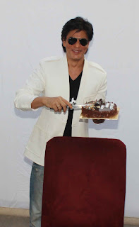Shahrukh Khan at 47th Birthday Celebrations stills