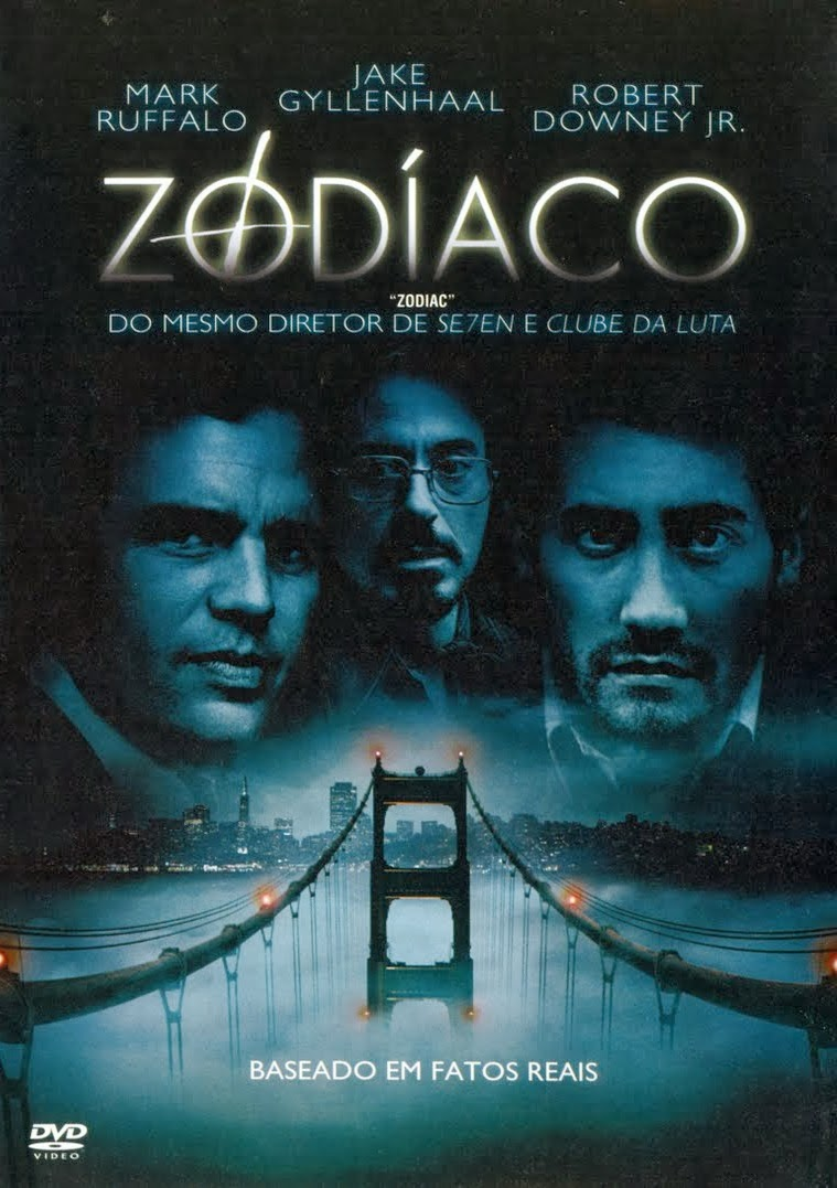 Zodíaco – Dublado