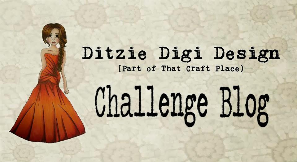 Ditzie Digi Designs Challenge Blog