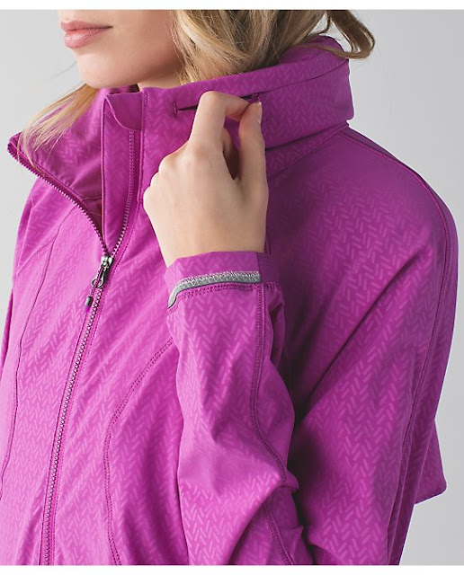 lululemon ultraviolet go-the-distance-jacket