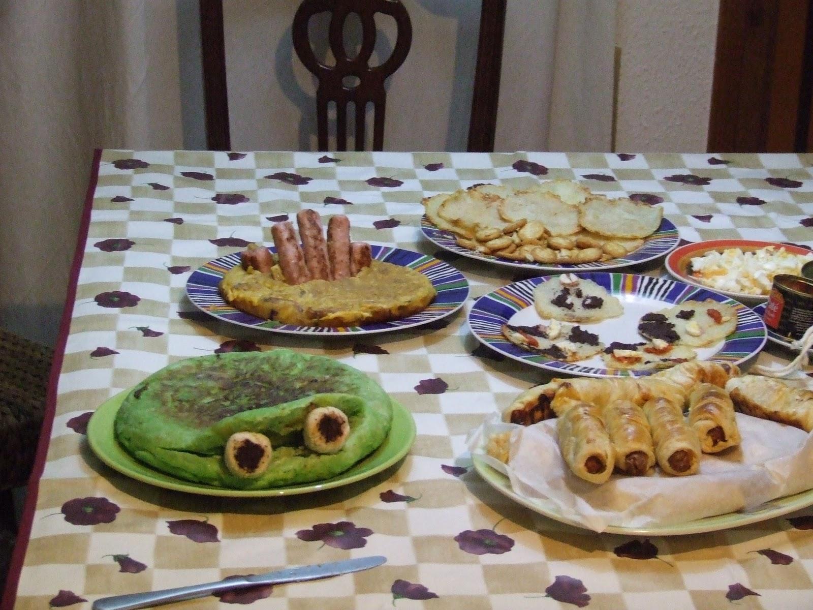 Sopa de cebolla quiero una cena de difuntos - Ideas cena amigos ...