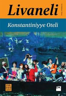 Konstantiniyye Oteli Kitabı PDF İndir
