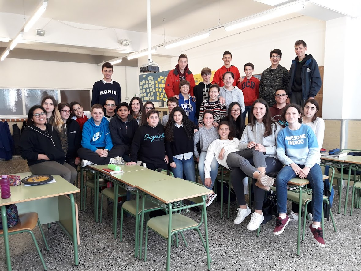 Segon ESO CC Sant Josep