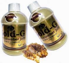 Obat Amebiasis Tradisional Jelly Gamat Gold-G