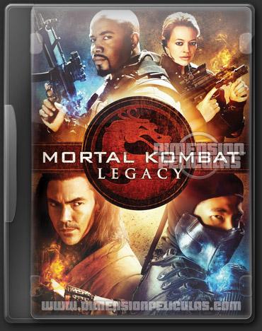 Mortal Kombat Legacy (BRRip Ingles Subtitulado) (2011)
