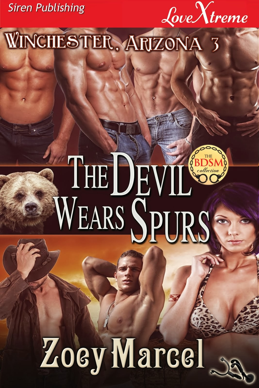 The Devil Wears Spurs (Winchester, Arizona 3)