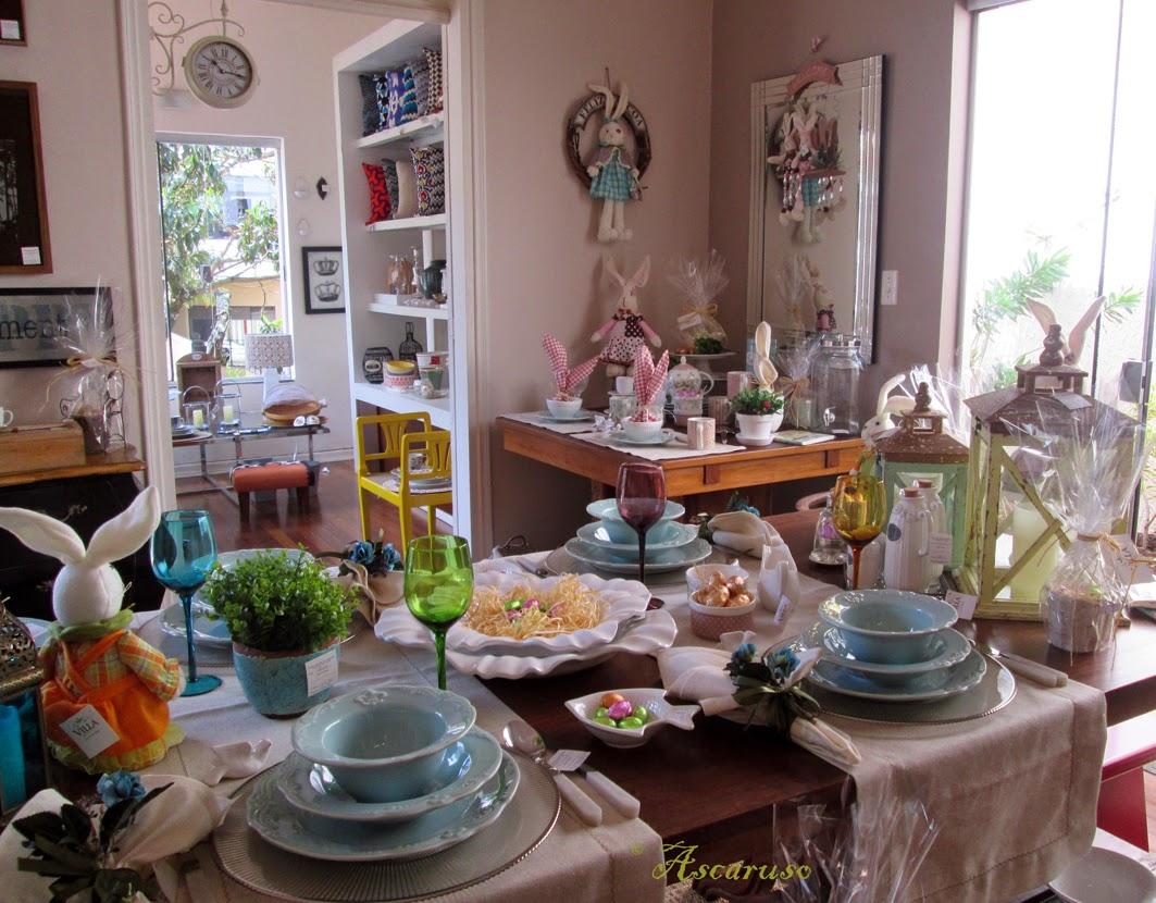 Cozinha, No Quintal E No Jardim ~ Arrumando A Mesa Jardim Oceanico