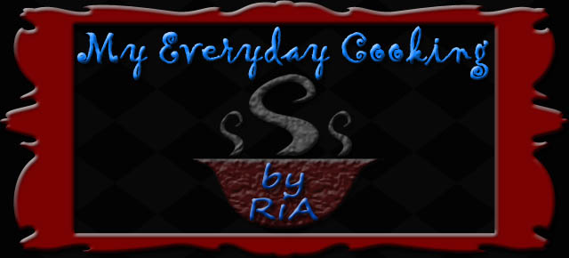 Everyday Cooking by RiA