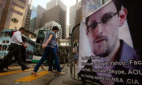 Edward Snowden famous
