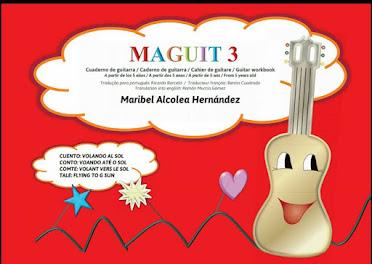 Cuaderno de Guitarra Maguit 3