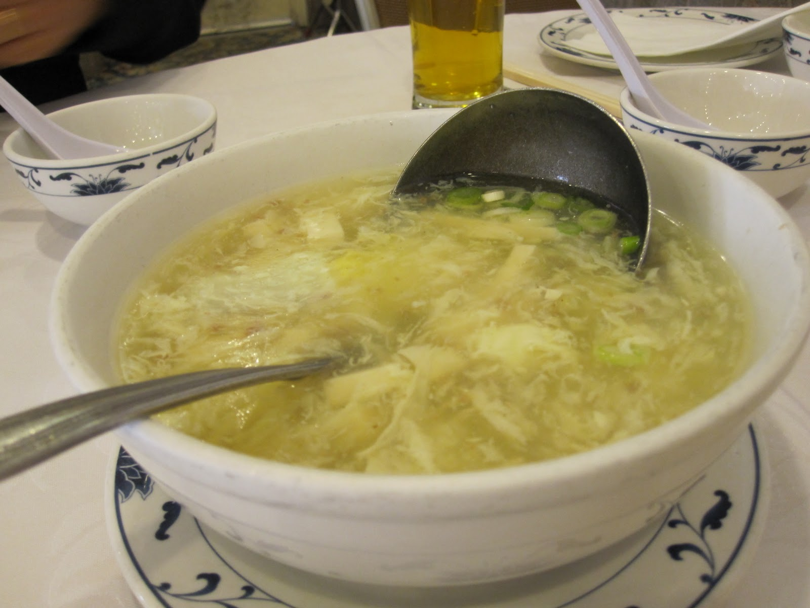 Recipes Denn: Egg Drop Soup