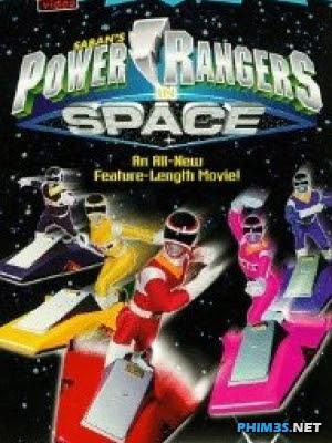 Siêu Nhân Vũ Trụ-Power Rangers In Space