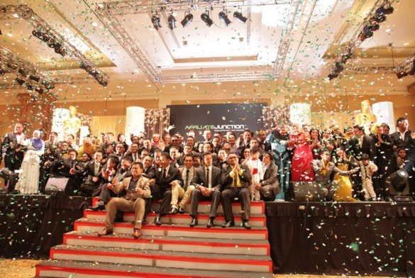 AFFILIATE JUNCTION ANNUAL GALA NIGHT