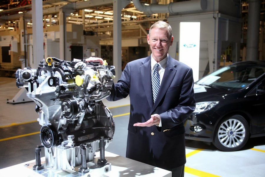 Ford Hits 2 Million Mark With EcoBoost Engines
