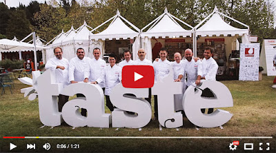 Gli Chef di Taste of Roma.