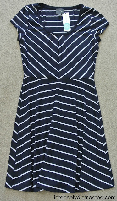 Stitch Fix | Market & Spruce - Spencer Striped Jersey Dress