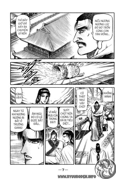Chú bé rồng Chap 97 trang 8
