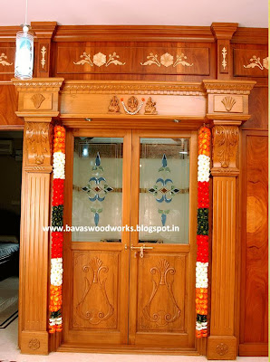 Carpenter Work Ideas And Kerala Style Wooden Decor Pooja