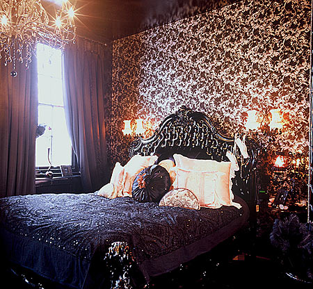 Gothic Bedroom Decor