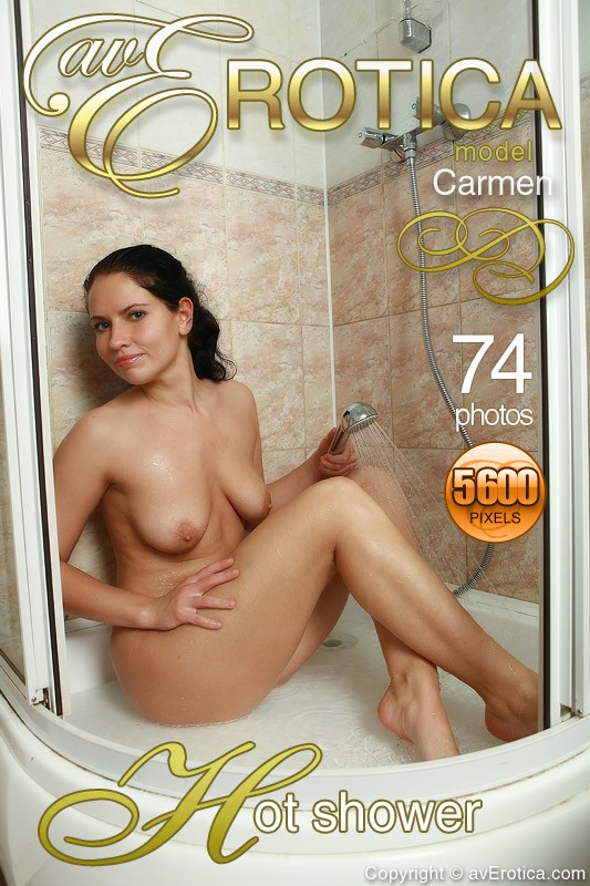 VxwErotics 2012-07-02 Carmen - Hot Shower 02070