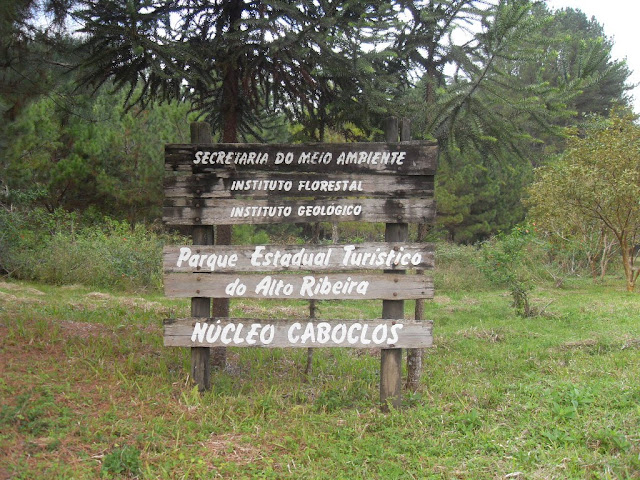 PETAR - Núcleo Caboclos