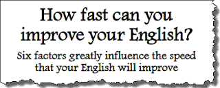 your english institute: